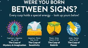 why zodiac cusp are unique find out rough stuffs