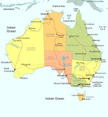 map of australia with cities and states australia map cities my endear of with and states on world maps