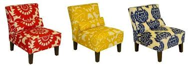 Affordable Upholstered Chairs Affordable Upholstered Slipper Chairs From Target Popsugar Home