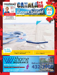 sussex herald july 11 2017 by ossekeag publishing co ltd issuu
