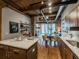 Adorable  Industrial Apartment Decor Design Decoration Of - Best apartments design