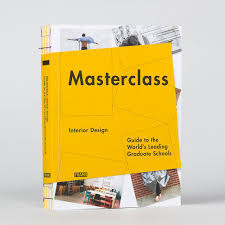 Interior Design Books by Masterclass Interior Design Frame Store