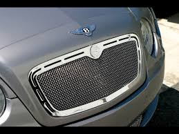 bentley grill strut bentley continental flying spur oxford primary grille