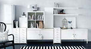 furniture epic picture of modern white home office decoration