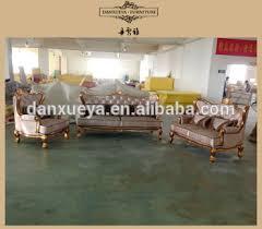velvet sofa set italian reproduction rose gold gilded bright color velvet sofa set