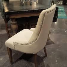 saba linen dining chair mecox gardens