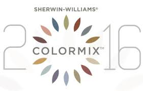colormix forecast 2016 from sherwin williams