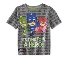 disney pj masks toddler boys u0027 graphic shirt