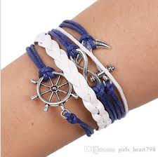 anchor bracelet women images Bracelets for girls hands bangles boys jewelry multilayer bracelet jpg
