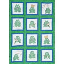 theme quilt frogs 9 quilt block theme dempsey needle