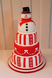 50 christmas cake decorating ideas