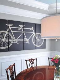 wall decor dining room 15 dining room decorating ideas hgtv