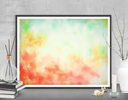 printable art business bring a warm cozy feeling to your dining room red large painting