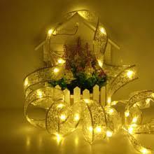 popular christmas ribbon lights buy cheap christmas ribbon lights