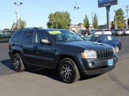 jeep grey blue jeep grand cherokee in washington for sale used cars on