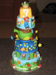 mario birthday cake duper mario galaxy mario birthday cake cakecentral