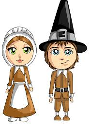 free pilgrim thanksgiving clipart clip library
