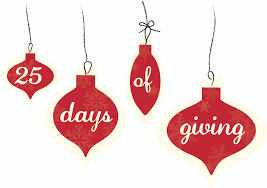 join us for the 25 days of giving impact 52