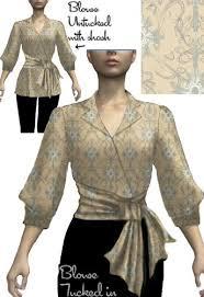 85 best blouses images on pinterest vintage fashion vintage