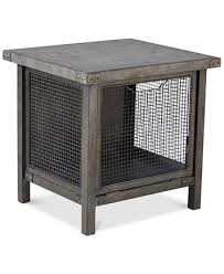 Storage End Table Cody Storage End Table Quick Ship Furniture Macy U0027s