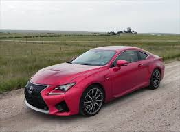 lexus rcf red 2015 lexus rc f could be a contenda carnewscafe