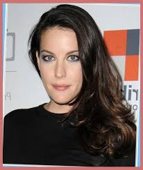 hairstyles for narrow faces liv tyler hairstyles for narrow face shapes celebrity for haircuts