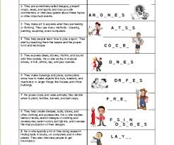 80 free brainteasers worksheets
