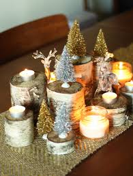 Wood Centerpieces Sweet Christmas Centerpieces Fun To Make And Great To Display