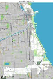 Chicago Midway Map by Map Of Building Projects Properties And Businesses In District 3