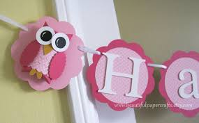 owl birthday party owl name banner owl birthday party decorations pink polka
