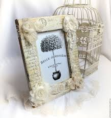 buy vintage photo frame decoupage