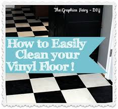 Cleaning Old Tile Floors Bathroom by How To Easily Clean Grimy Vinyl Floors Vinyls Bathroom