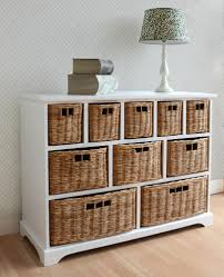 Wicker Space Saver Bathroom by Bathroom Cabinets Slim Bathroom Storage 3 Drawer Wicker Storage