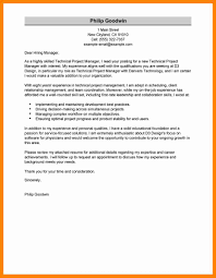 10 management cover letter new hope stream wood