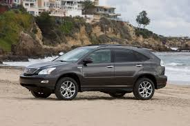 lexus rx 350 2008 2008 lexus rx350 pebble beach collection picture number 25849