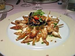 grenouille cuisine cuisses de grenouille au beurre persillé la cuisine de norbert