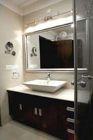 bathroom light fixtures above mirror bathroom lighting fixtures over mirror pcd homes bathrooms