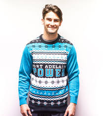 port adelaide fc on breaking sweaters