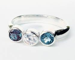 birthstone mothers ring mothers ring birthstone ring family ring
