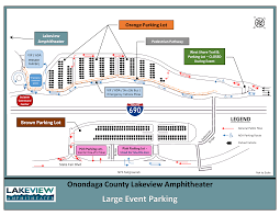 Destiny Usa Map Directions And Parking Lakeview Amphitheater Syracuse Ny