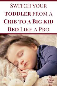 How To Convert A Crib Into A Twin Bed by Best 25 Toddler Bed Transition Ideas On Pinterest Twin Toddlers