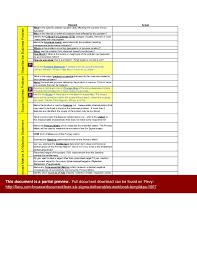 lean six sigma deliverables workbook templates