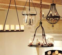 Chandelier Cover Burlap Cord Cover Pottery Barn