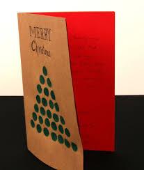 handmade christmas card idea jam blog