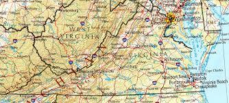 virginia on a map of the usa map virginia usa virginia map map of virginia usa