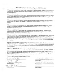 Power Of Attorney Tennessee by Local Support For The Power Plan U2014 Power For The People
