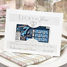 lottery ticket wedding favors lottery lottery tickets creative gifts and advent calendars