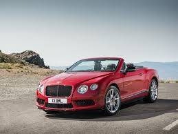 bentley red car picker red bentley new continental gt speed convertible
