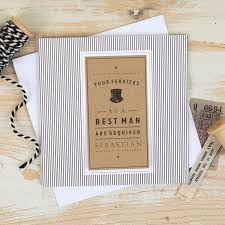 Asking To Be Bridesmaid Ideas Will You Be My Best Man Hitched Co Uk