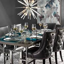 Black And White Dining Room Sets Dining Room Inspiration Z Gallerie